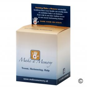 Donatie box Make a Memory